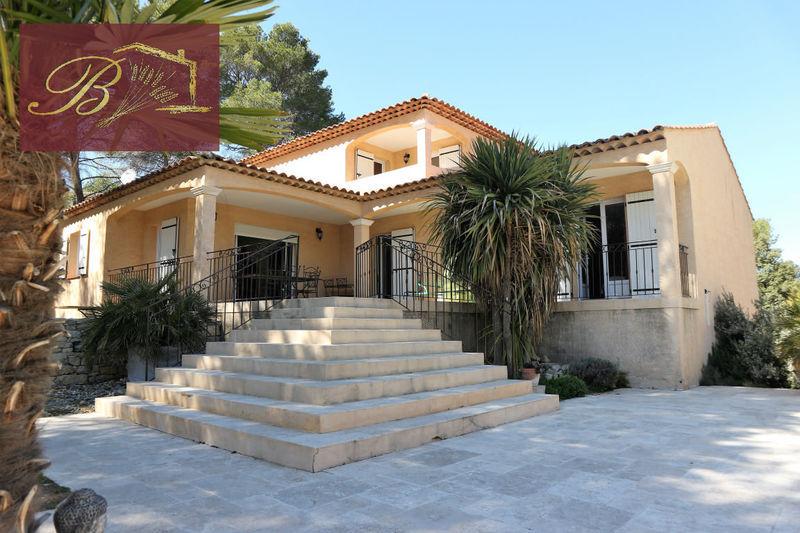 Peyrolles en provence 13860 maison 152 m² avec 6 pièces