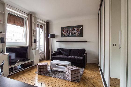 Location Studio Meuble Paris 17 Immofavoris