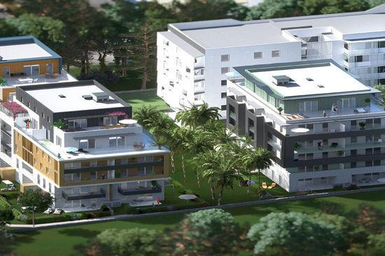 Montpellier 34000 Appartement 98 M² Avec 4 Pièces