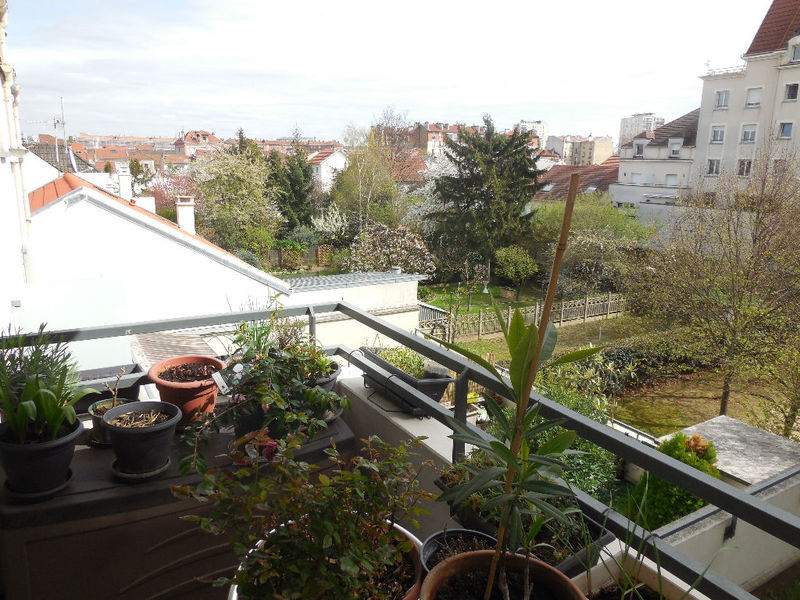 Appartement 3 Pieces Alfortville Jardin | immoFavoris