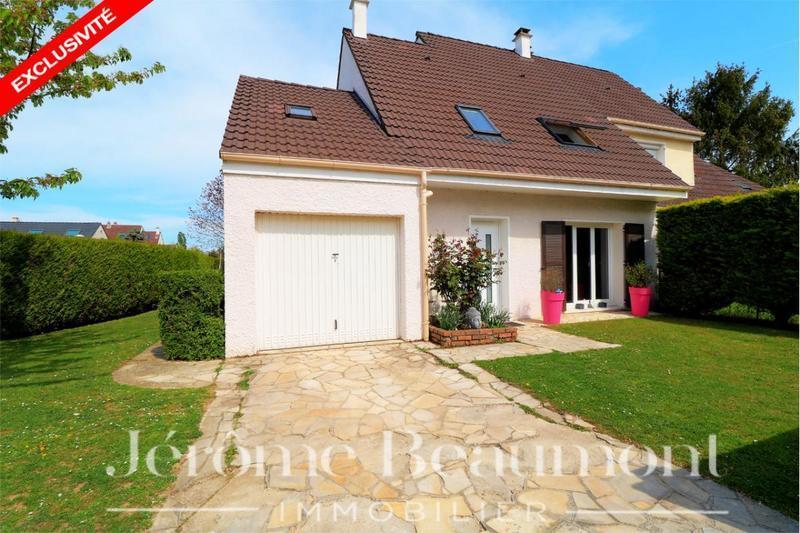 Ezanville (95460)   Maison, 100 M² Avec 5 Pièces