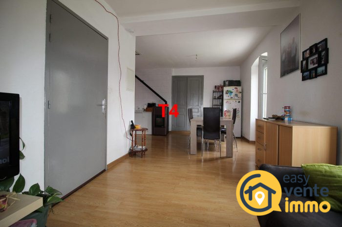 Appartement Duplex Rez Jardin Chambery | immoFavoris