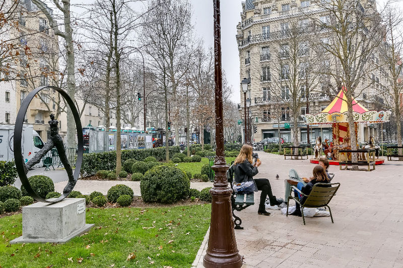Appartement Neuilly Seine Jardin | immoFavoris