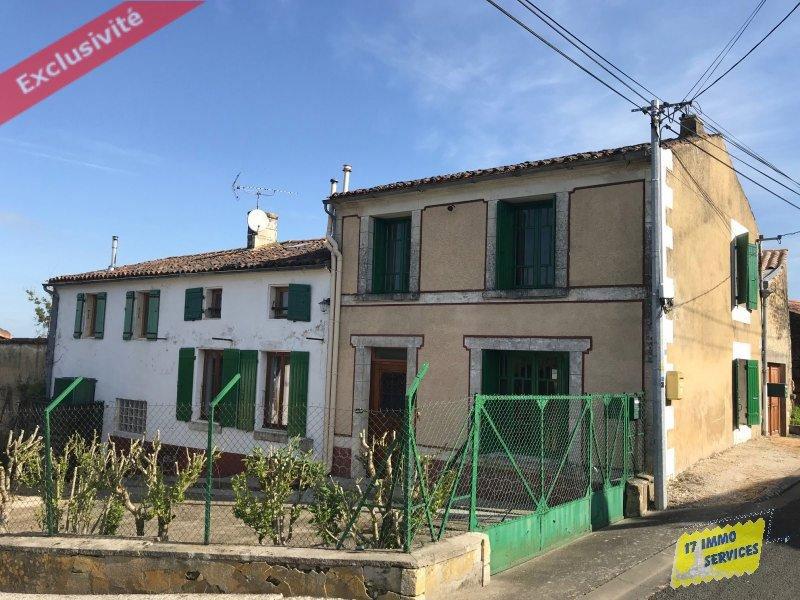 fed40e15c462c5 Maison Charentaise Saintes Jardin | immoFavoris