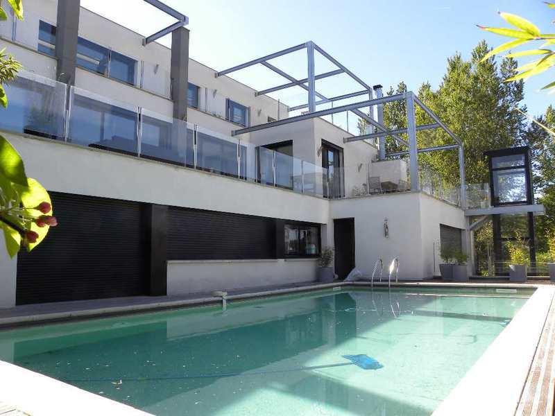 maison architecte a vendre toulouse
