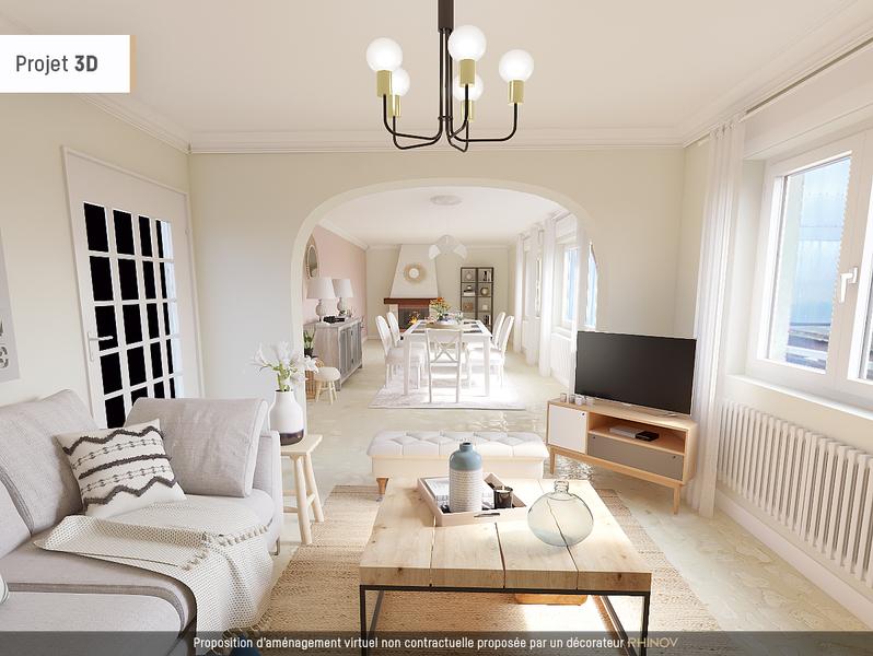 Maison Nancy Brabois Immofavoris