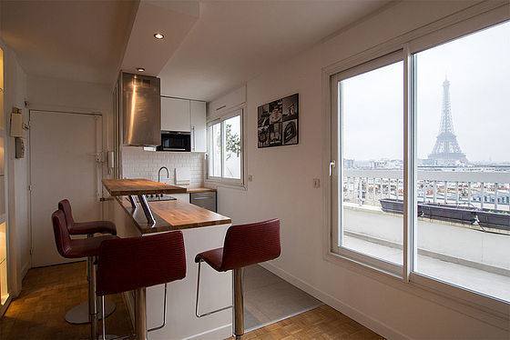Location Studio Meuble Paris Eme Disponible ImmoFavoris - Location appartement meuble paris 15