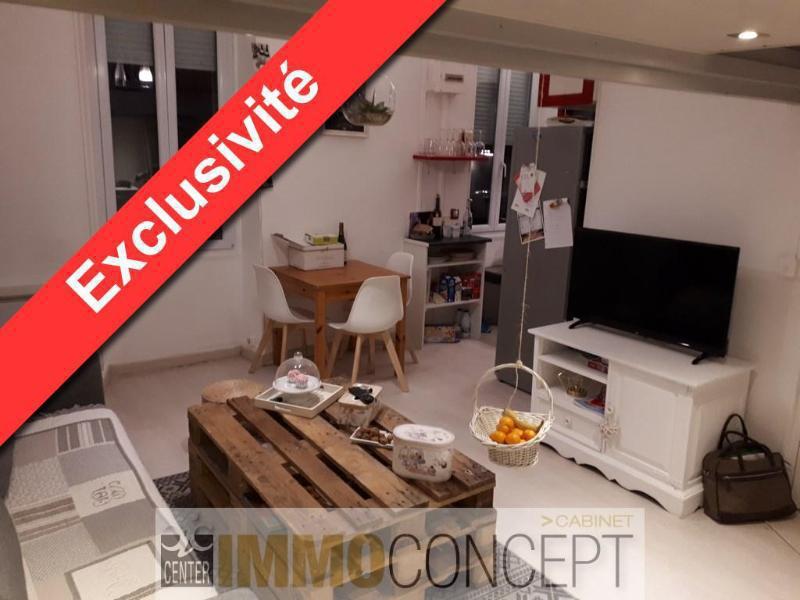 Mezzanine Ouverte Salon Renove   immoFavoris