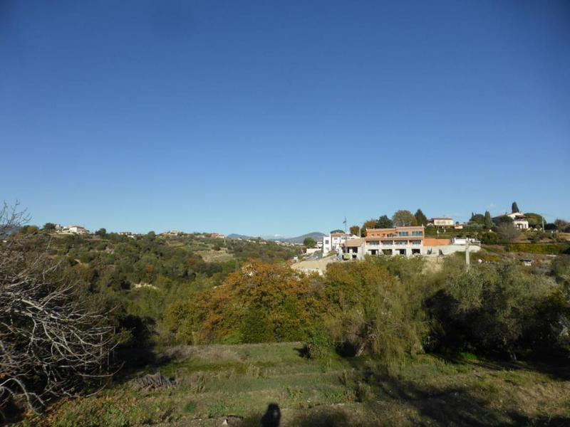 Villa Cagnes Vue Mer Jardin | immoFavoris